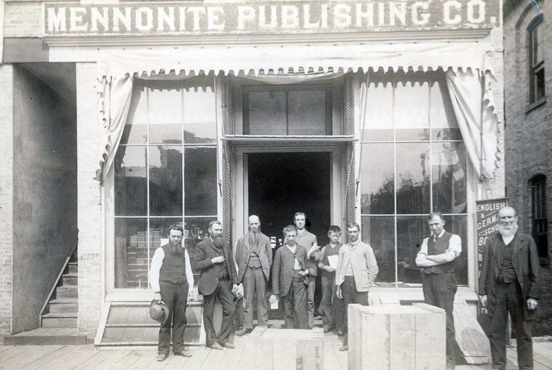 File:Mennonite Publishing Company Staff 1886.jpg
