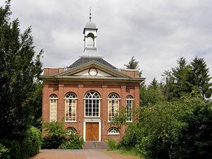 in holland staat een kerk