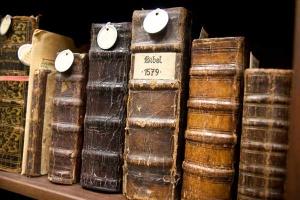 Eastern Mennonite Menno Simons Historical Library >> Menno Simons Historical Library (Harrisonburg, Virginia, USA) - GAMEO