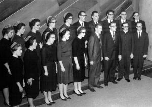 Mennonite Hour a cappella choral music getting 100,000 views