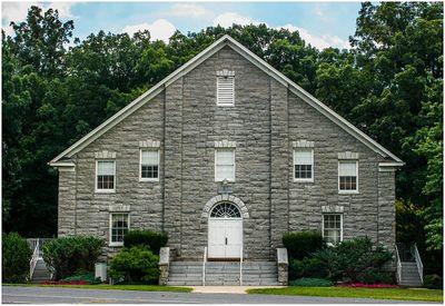 Weavers Mennonite Church Harrisonburg Virginia Usa Gameo