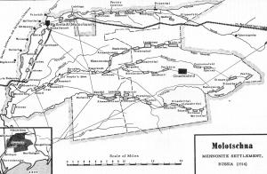Worksheet. Molotschna Mennonite Settlement Zaporizhia Oblast Ukraine  GAMEO