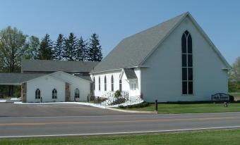 Oak Grove Mennonite Church Smithville Wayne County Ohio Usa Gameo