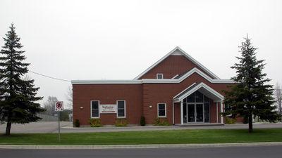 New Hamburg Conservative Mennonite Church (New Hamburg