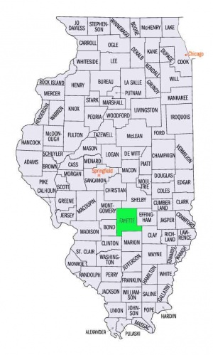 Amish Communities In Usa Map.Fayette County Old Order Amish Settlement Fayette County Illinois