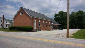 Mummasburg Mennonite Church (Gettysburg, Pennsylvania, USA