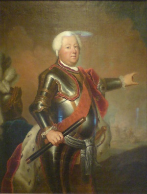 Friedrich Wilhelm I, King in Prussia (1688-1740) - GAMEO