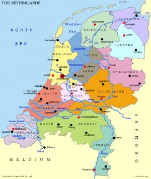 Netherlands - GAMEO