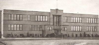 Sharon Mennonite Collegiate Institute (1945-1949) (Yarrow
